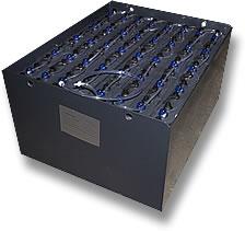 Gabelstaplerbatterien